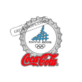 Torino 2006 Coca Cola Coke Bottle Cap