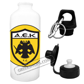 Water Bottle with AEK Team Logo 20oz