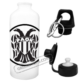 Water Bottle with PAOK Team Logo 20oz