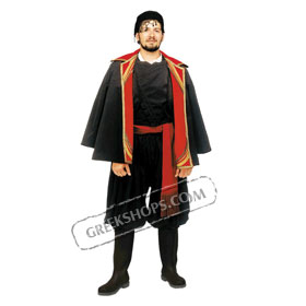 Crete Boy Costume for ages 6-14 Style 227403