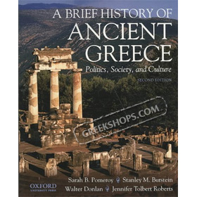 Brief History of Ancient Greece : Politics, Society and Culture (In English)