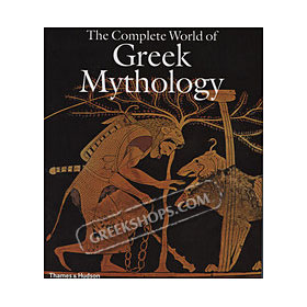 The Complete World of Greek Mythology, Richard Buxton (In English)