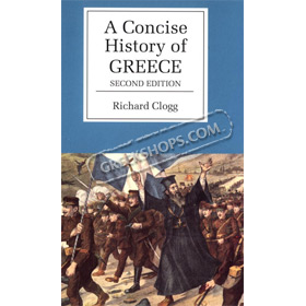 A Concise History of Greece , Richard Clogg (In English)
