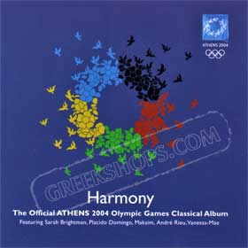 Harmony - The Official Athens 2004 Olympic Classical Album