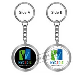 NYC 2012 Candidacy Key Chain -  SALE!