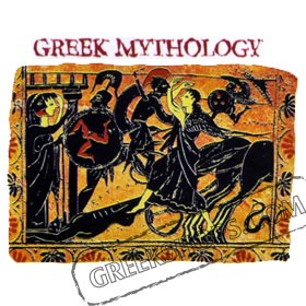 Scenes from Greek Mythology Tshirt 38