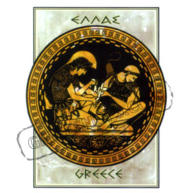 Ancient Greek Warriors  Tshirt 10