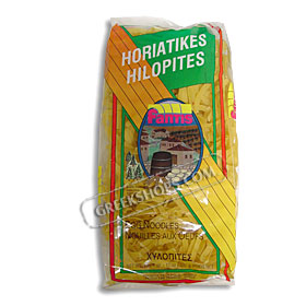 Hilopites Horiatikes Greek Village Noodles Net Wt. 500g