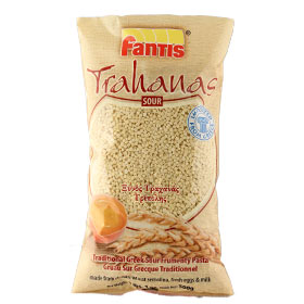 Traditional Greek Sour (ksinos) Trahanas Net Wt. 500g