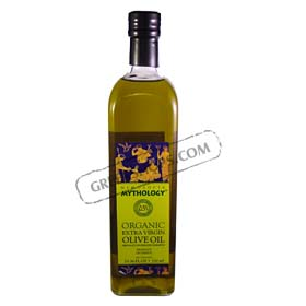 Mythology Organic Extra Virgin Olive Oil from Crete 750ml