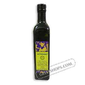Mythology Extra Virgin Olive Oil from Crete Organic 500ml