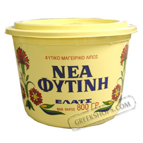 Nea Fitini Vegetable Oil Shortening 800 gr.