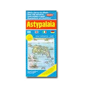 Map of Astypalea Special 50% off