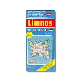 Road Map of Limnos Special 50% off