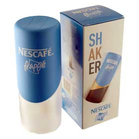 Authentic Nescafe Frappe Shaker 2014 Edition