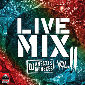 Greek Hits Live Miz Vol. 11 Remixed by DJ Anesti Menexes