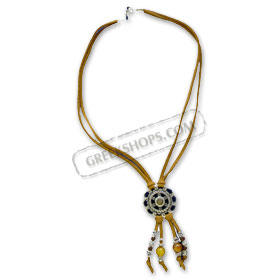 Suede Collection Necklace KX145