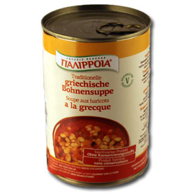 Paliria Traditional Greek Bean Soup - Fasolada