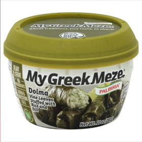 Palirria My Greek Meze Dolma, 10 Oz