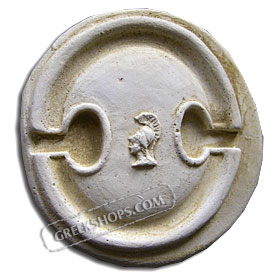 Ancient Greek Shield Magnet