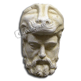 Ancient Greek Heracles Magnet