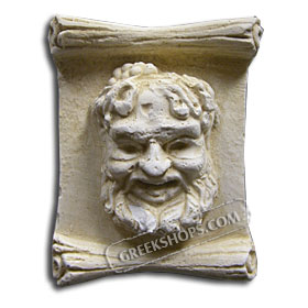 Ancient Greek Comedy Magnet