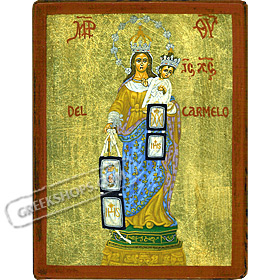 Catholic Saints - Any Saint - CUSTOM - 10x13cm