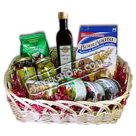 Greekshops greek products easter gifts taste of greece taste of greece gift basket for lent negle Image collections