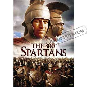 The 300 Spartans DVD (NTSC)