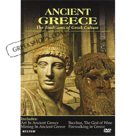 Ancient Greece - The Traditions of Greek Culture DVD (NTSC)