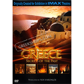 MacGillivray Freeman's Greece : Secrets of the Past DVD (NTSC)