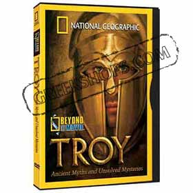 Troy Beyond the Movie - DVD (NTSC)