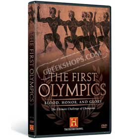 The First Olympics DVD (NTSC)