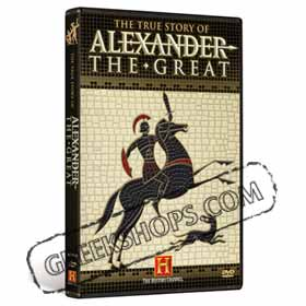 The True Story of Alexander the Great DVD (NTSC)