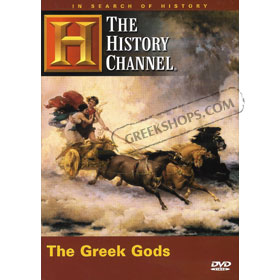 The History Channel : The Greek Gods DVD (NTSC)