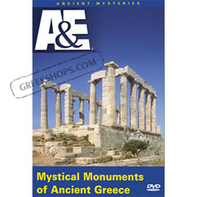 Ancient Mysteries : Mystical Monuments of Ancient Greece DVD (NTSC)