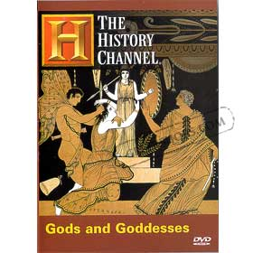 God and Goddesses in Ancient Greece DVD (NTSC)