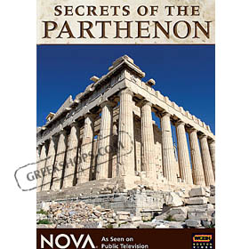 Secrets of the Parthenon - DVD (NTSC)