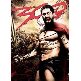 300 The Movie (NTSC / Zone 1) Special 50% off