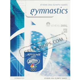 Athens 2004 Olympic Games - Gymnastics DVD (NTSC)