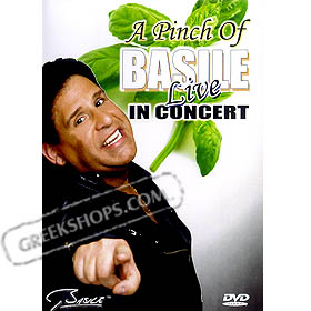 Basile - A Pinch of Basile, Live in Concert (NTSC)