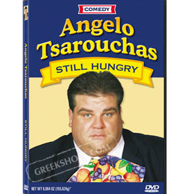 Angelo Tsarouchas, Still Hungry DVD (NTSC / PAL)