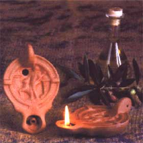 Oil Lamp Zosimos