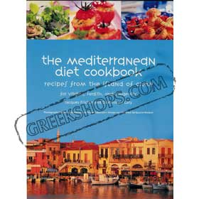 the mediterranean diet cookbook recipes from the island of crete