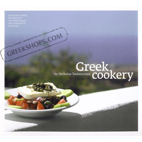 Greek Cookery  by Nicholas Tselementes