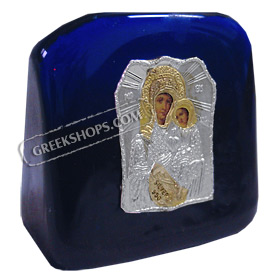 Panayia Theotokos (Virgin Mary Mother of God ) Paper Weight