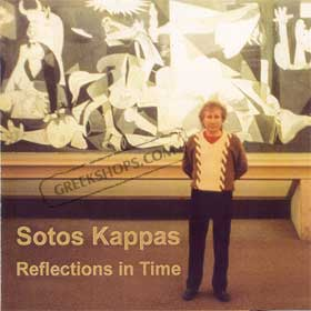 Sotos Kappas, Reflections in Time CD