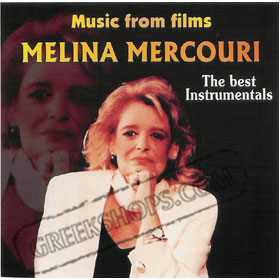 Music from the films of Melina Merkouri