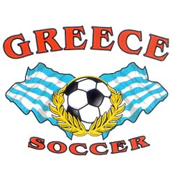 Greece Soccer Hooded Sweatshirt Style D2450