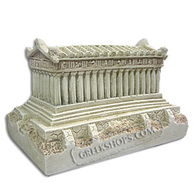"Parthenon Replica (5"") (Clearance 40% Off)"